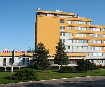 Administratívna budova Merus s.r.o. Šaľa