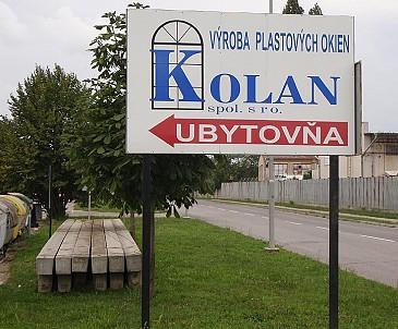 Ubytovňa Kolan